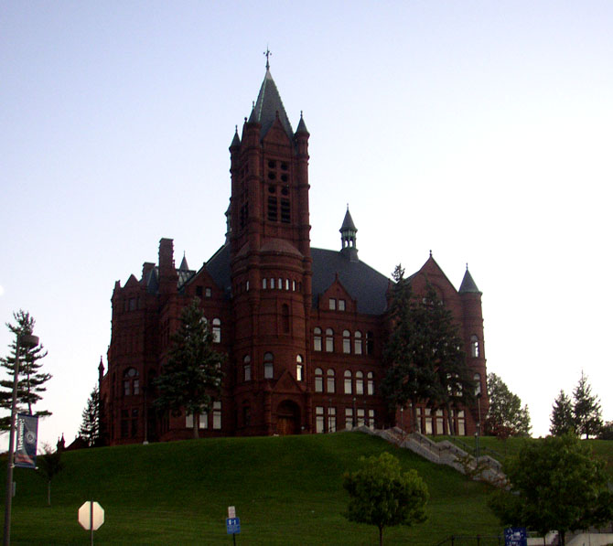 University of syracuse college prowler no essay