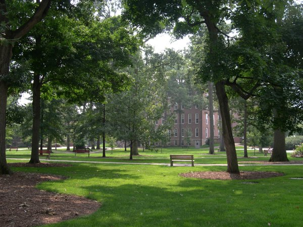 The Indiana University of Pennsylvania