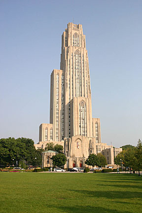 The University of Pittsburgh Pittsburgh Campus