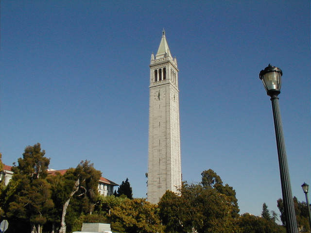 The University of California - Berkeley