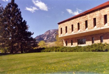 The University of Colorado - Boulder
