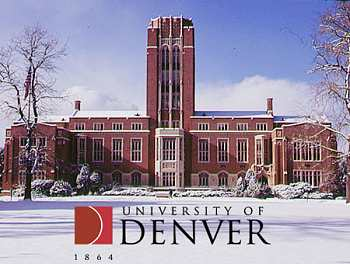 Charmant The University Of Denver