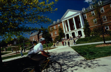 The University of Maryland - College Park