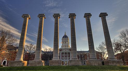 The University of Missouri Columbia