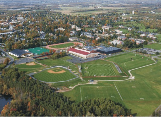 St Lawrence University