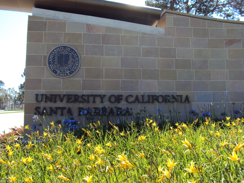 The University of California - Santa Barbara
